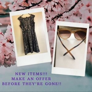 New Items Added!!